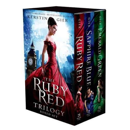 The Ruby Red Trilogy Set