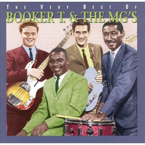 The Very Best of Booker T. & the MG's [CD]