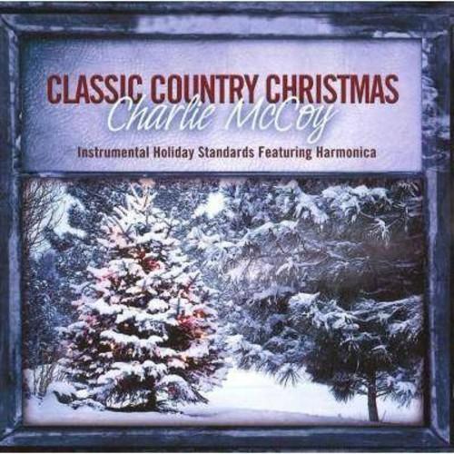 Charlie McCoy - Country Christmas [Audio CD]