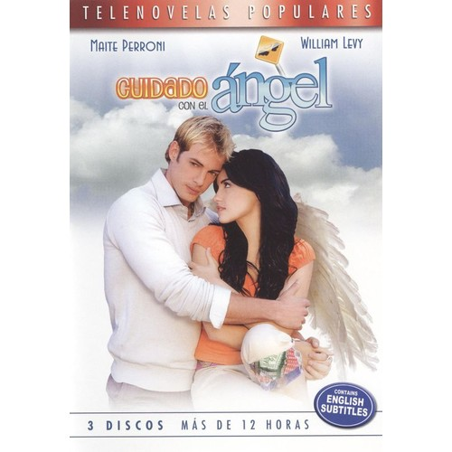 Cuidado con el Angel [3 Discs] [DVD]