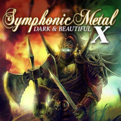 Symphonic Metal, Vol. 10: Dark & Beautiful [CD]