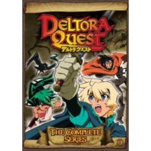 Deltora Quest: The Complete Series [8 Discs] [DVD]