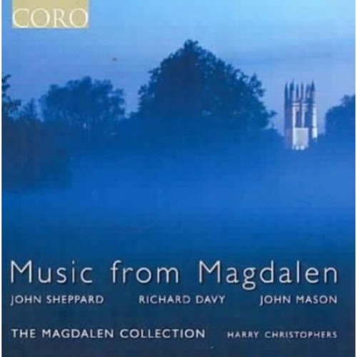 Music from Magdalen [CD]
