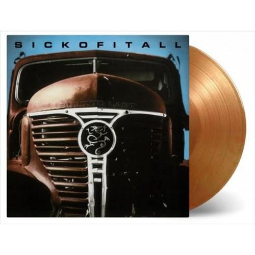 Built to Last [LP] - VINYL