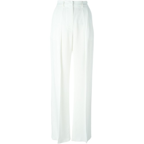 MSGM Front Pleat Trousers