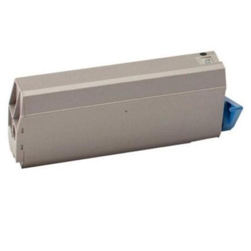 OKI Data 52123801 Laser Toner Cartridge for MPS711, MPS711C Printers, Yellow 52123801