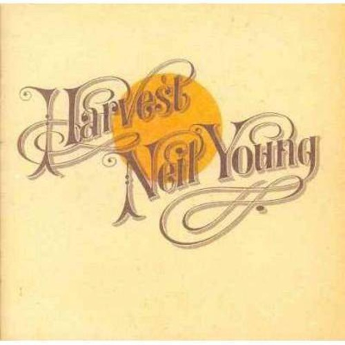 Neil young - Harvest (CD)