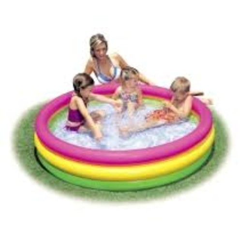 Intex 54in x 12in 3-Ring Inflatable Pool 57422EP