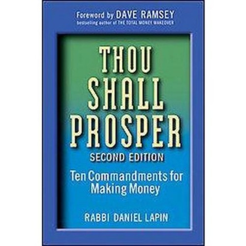 Thou Shall Prosper (Hardcover)