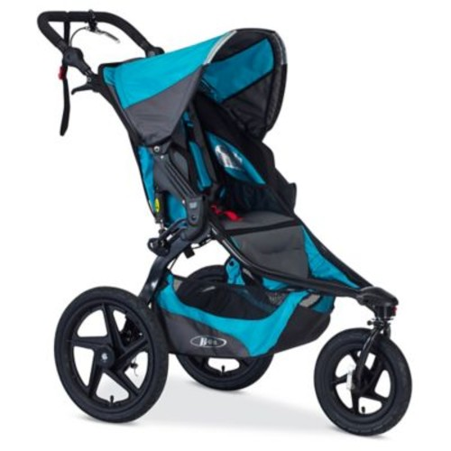 BOB Revolution PRO Single Stroller in Lagoon