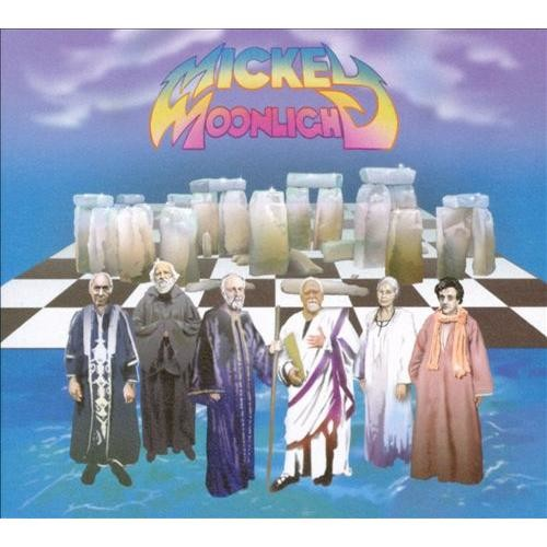 Mickey Moonlight & the Time Axis Manipulation Corporation [CD]
