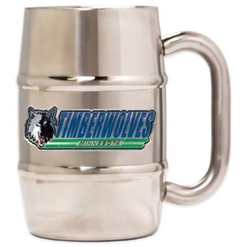 NBA Minnesota Timberwolves Barrel Mug