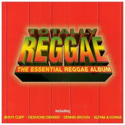 Totally Reggae-Essential Regga CD