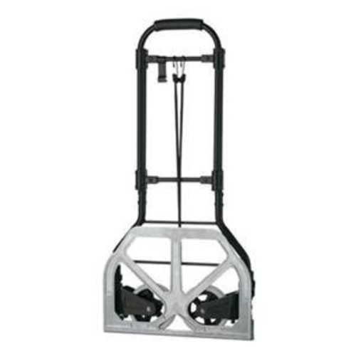 Travel Smart by Conair Heavy Duty Luggage Cart [Black/Silver]