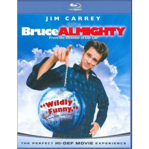 Bruce Almighty (WS) (Blu-ray)