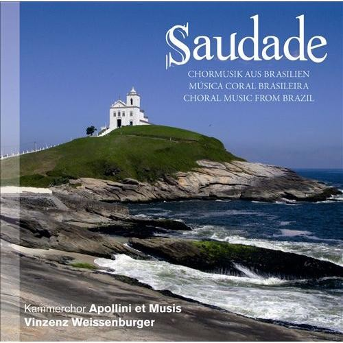 Saudade - Choral Music From Brazil - CD