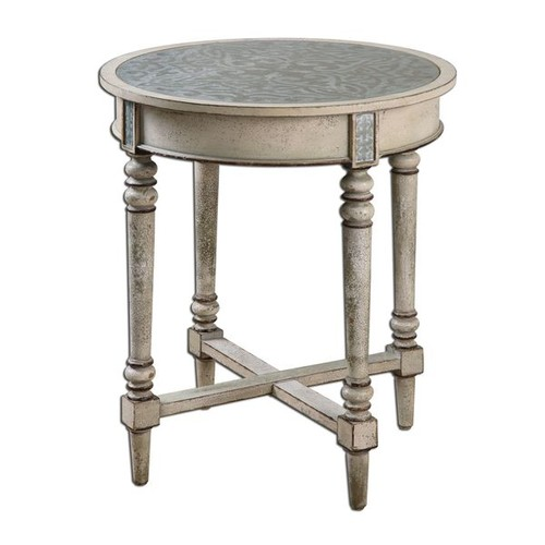 Uttermost Coffee, Console, Sofa & End Tables Jinan Accent Table