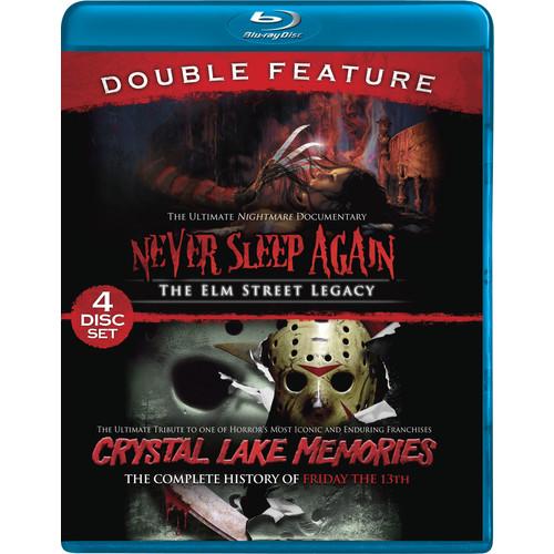 Never Sleep Again/Crystal Lake Memories [Blu-ray]
