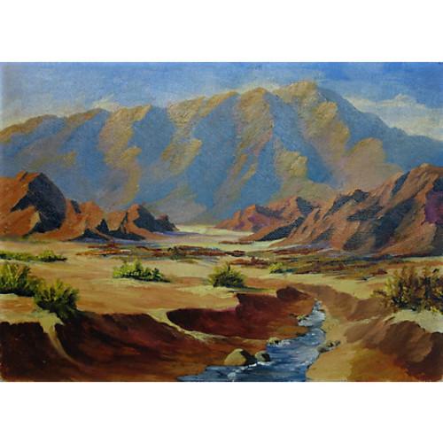 Desert Incandescence
