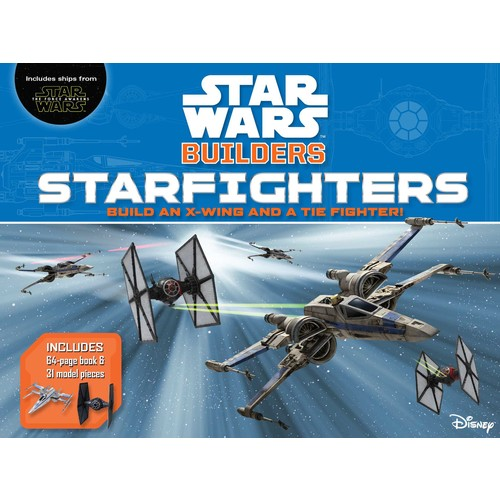 Star Wars Builders Star Fighters