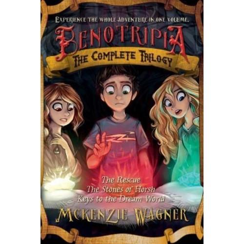 Benotripia: The Complete Trilogy (Paperback)