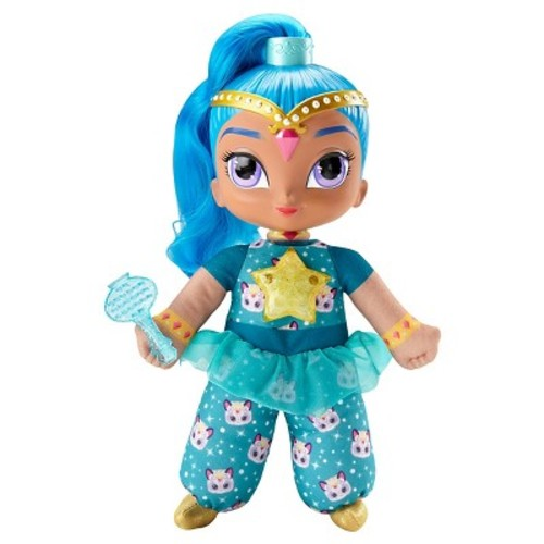 Fisher-Price Shimmer and Shine Bedtime Wishes Shine Doll