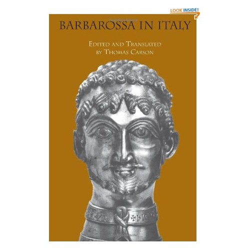 Barbarossa in Italy