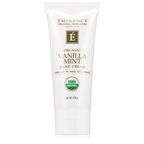 Vanilla Mint Hand Cream (2 oz.)