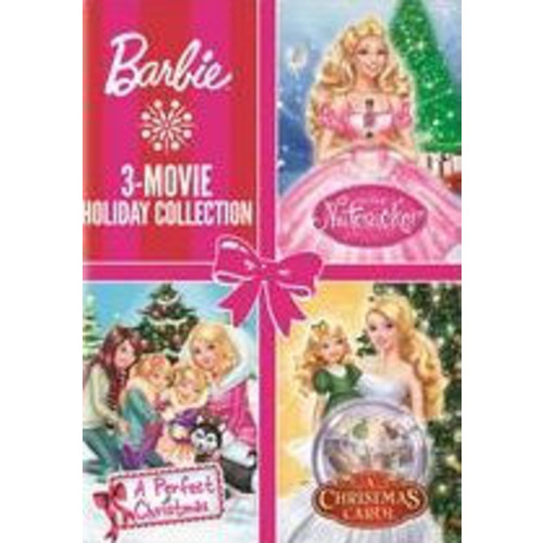 Barbie: 3 Movie Holiday Collection