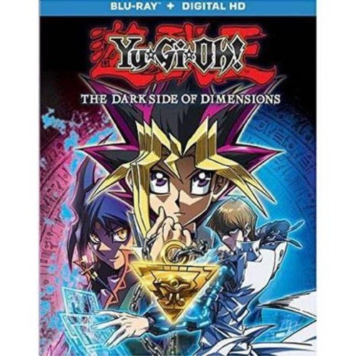 Yu-Gi-Oh: Dark Side of Dimensions [Blu-Ray] [Digital HD]