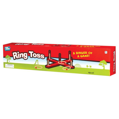 Ring Toss - A Ringer of a Game!