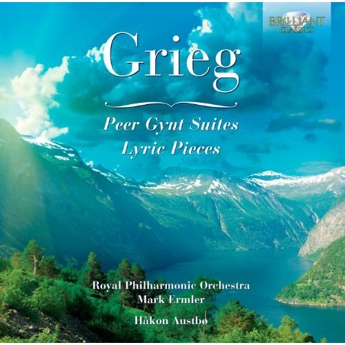 Greig: Peer Gynt Suite &: Lyric Pieces