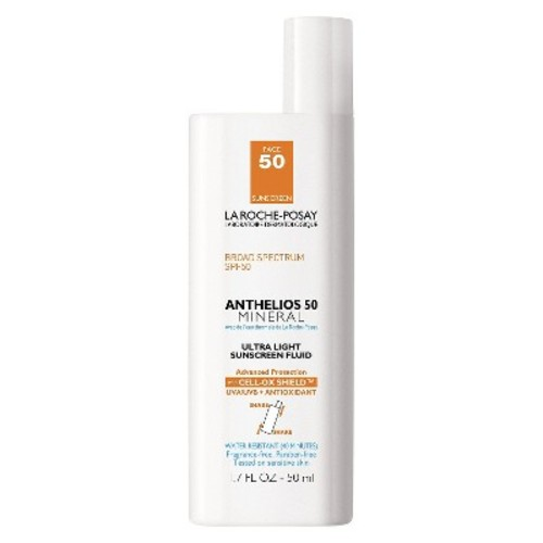 La Roche Posay Anthelios 50 Mineral Ultra Light Sunscreen Fluid 1.7 oz