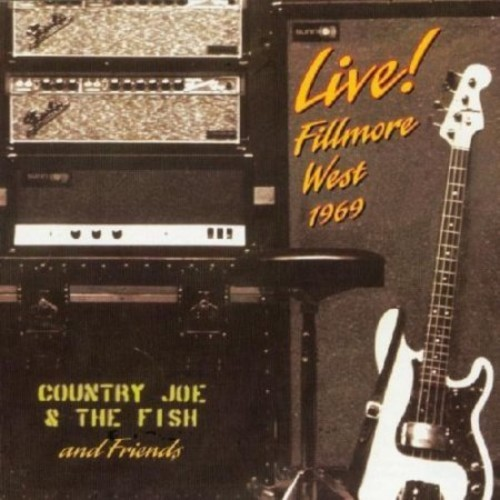 Live! Fillmore West 1969 [CD]