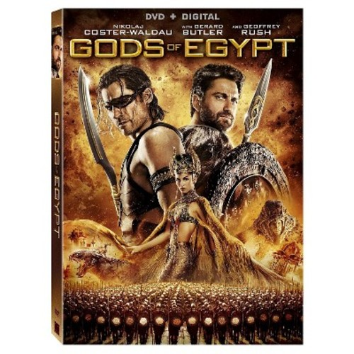 GODS OF EGYPT (DVD + Digital)