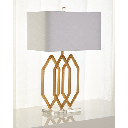 Prescott Triple Table Lamp