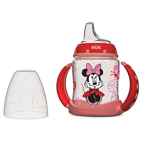 NUK Disney Minnie Mouse 5 oz. Learner Cup