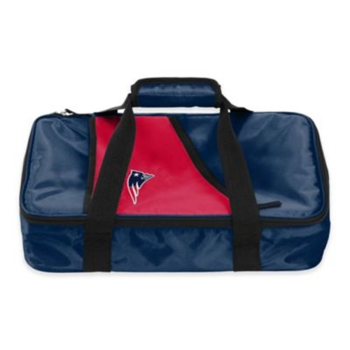 NFL New England Patriots Casserole Caddy in Navy