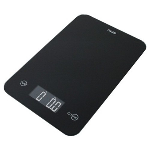 AWS Digital Kitchen Scale - Black