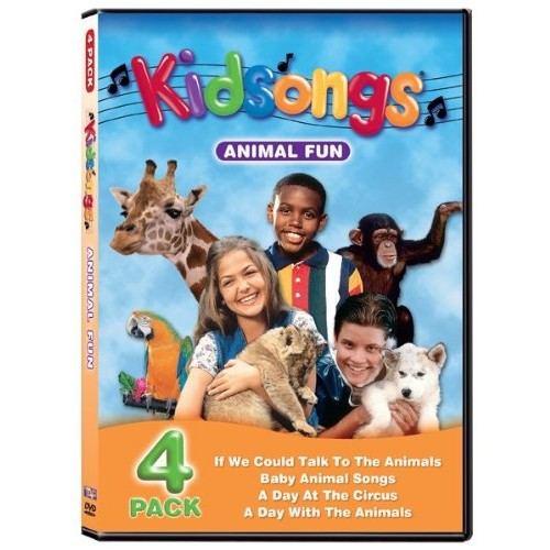 Kidsongs: Animal Fun 4 Pack