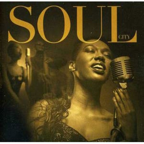 Soul City [Signature] By Various Artists (Audio CD)