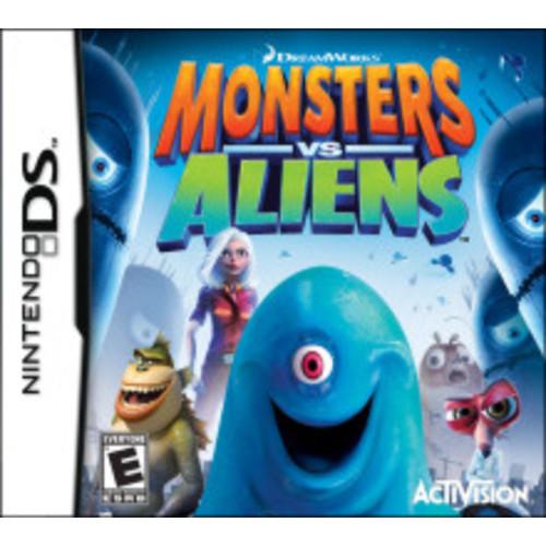 Monsters vs. Aliens [Pre-Owned]