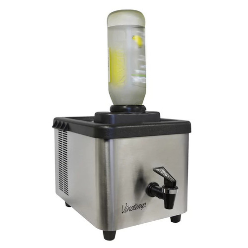 Vinotemp Beverage Dispensers & Drink Coolers Single Bottle Shot Chiller
