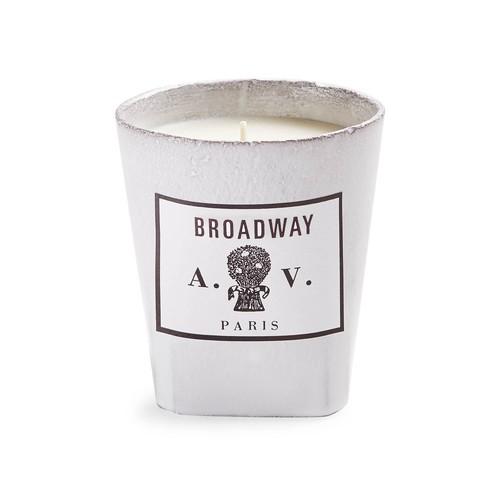 Astier de Villatte Broadway Ceramic Candle