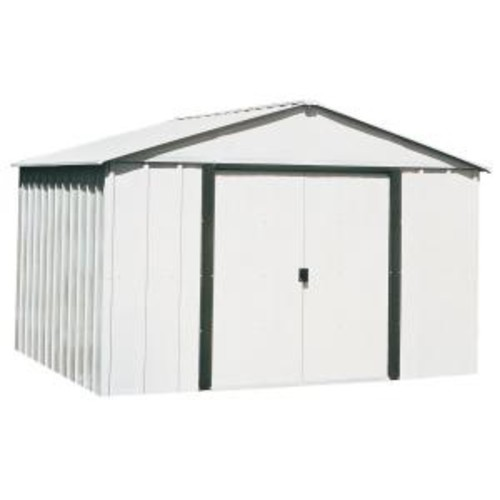 Arrow Arlington 10 ft. x 12 ft. Metal Storage Building