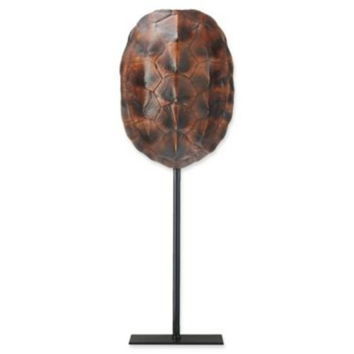 Madison Park Signature Chester Turtle Shell in Light Brown