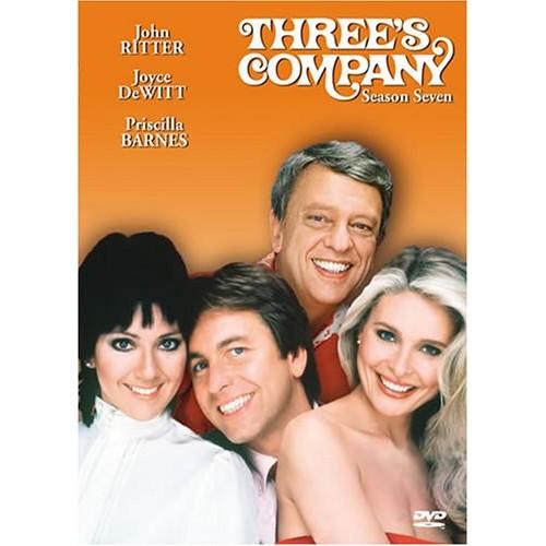 Three's Company: Season 7 (DVD)