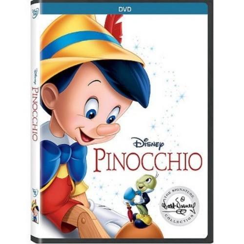 Pinocchio: Signature Collection DVD