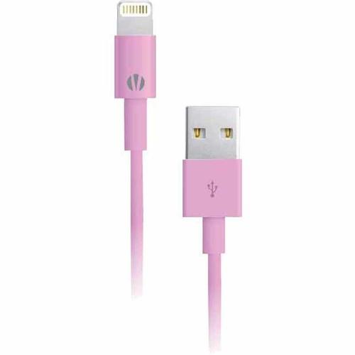 Vivitar Infinite 3' USB Lightning Cable - Pink