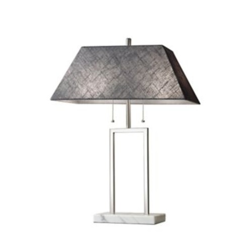 Adesso Table Lamp Steel (4167-22)